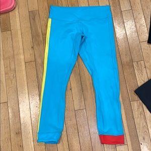 Lululemon Capri jogger legging pants bottoms